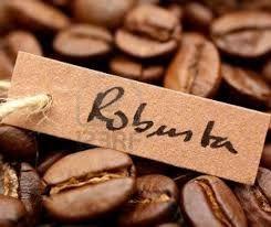Cà phê rang mộc Robustar 100 giá sỉ
