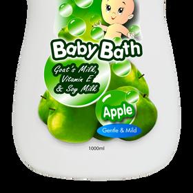 Sữa Tắm Bé Baby Bath 1L - 4 Mùi Hương Táo Anh Đào Cam Dâu giá sỉ