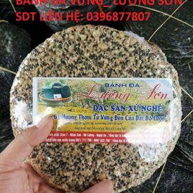 Bánh Đa Vừng Mè Đen Lương Sơn giá sỉ