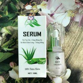 Serum Collagen Nha đam giá sỉ