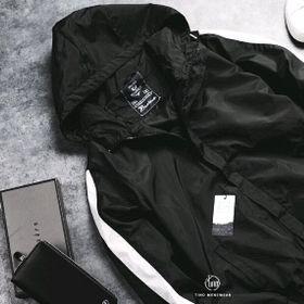 áo khoác dù nam sọc tay giá sỉ