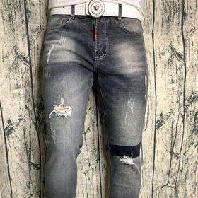 jean dài nam hình thật 100 giá sỉ