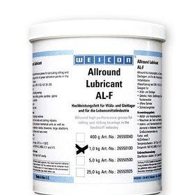 Mỡ bôi trơn chịu nhiệt kỹ thuật cao ngành thực phẩm WEICON Allround Lubricant AL-F 400 K white 1kg giá sỉ
