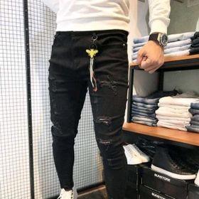quần jean nam dài co giãn tốt giá sỉ