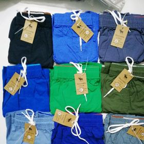 quần đùi nhiều màu