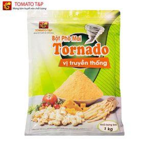 Bột phô mai Tornado vị truyền thống giá sỉ