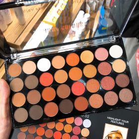 Phấn mắt Sivanna Color HF372 Ultra Pro 32 ô tone 2 tuyệt đẹp giá sỉ