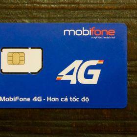 SIM 4G MOBIPHONE 19GB XÀI 2 THÁNG giá sỉ