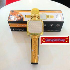 Micro Karaoke Bluetooth Vàng giá sỉ
