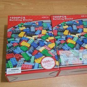 BỘ ĐỒ CHƠI LEGO 1000 CHI TIẾT giá sỉ