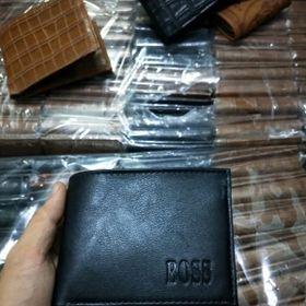 Xưởng bóp da ví da giá rẻ giá sỉ
