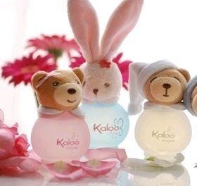 Nước hoa gấu thỏ đủ màu giá sỉ
