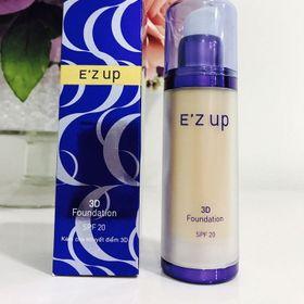 Kem nền che khuyết điểm EZUP 3D Spf20 Foundation Tone 21- giá sỉ