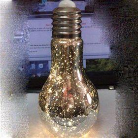 Bóng đèn led tròn chớp nháy trang trí dùng pin Cmos - Gloeilamp giá sỉ