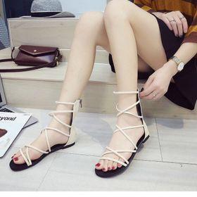 giày sandal dây cá tính giá sỉ