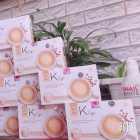 CAFE GIẢM CÂN BK COFFEE - HƯƠNG VỊ CAPUCHINO giá sỉ