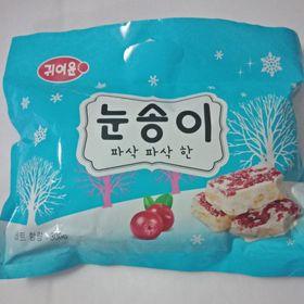 Bánh biscuit bông tuyết Hàn Quốc giá sỉ