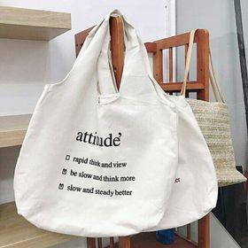 Túi tote Attitude giá sỉ