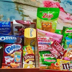 hộp quà bánh kẹo 500k giá sỉ