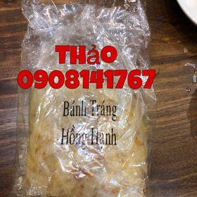 Bánh tráng Hồng Hạnh sate trộn sẵn 20 BỊCH giá sỉ