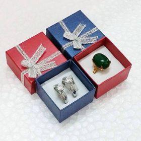 Sỉ 30 hộp trang sức đựng nhẫn bông tai giá rẻ giá sỉ
