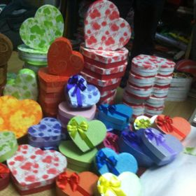 Bán buôn hộp đựng quà valentine giá sỉ