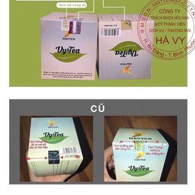 trà thảo mộc giảm cân vytea giá sỉ