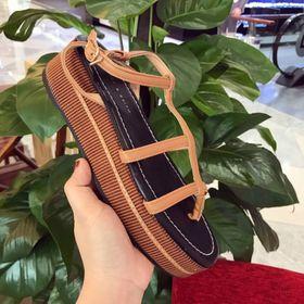 Giày sandal đế bánh mì giá sỉ