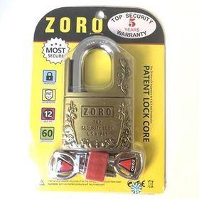 Ổ khóa Zoro BÔNG LÚA chống cắt giá sỉ