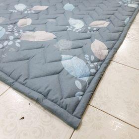 Nệm trải sàn kiêm đệm trả giường cotton lụa 160200cm giá sỉ