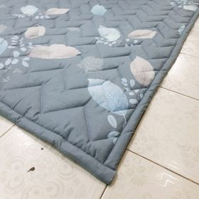 Nệm trải sàn kiêm đệm trải giường cotton lụa 180200cm giá sỉ