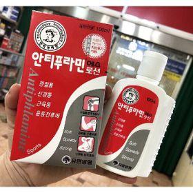 Dầu nóng Korea giá sỉ