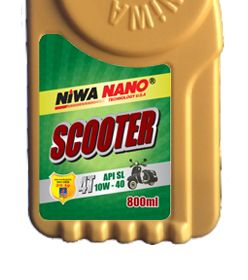 Dầu nhớt xe máy Niwa nano giá sỉ