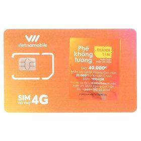 Sim 4 gb Vietnamobile giá sỉ