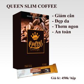CÀ PHÊ GIẢM CÂN QUEEN SLIM COFFEE giá sỉ