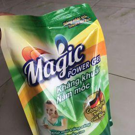Nước giặt MAGIC khử mùi kháng khuẩn nhập Đài Loan dạng túi giá sỉ bán buôn