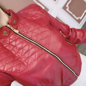 Áo khoác da nữ giá sỉ