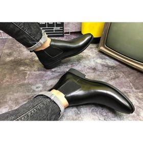 Giày Chelsea boot Nam Tăng Chiều Cao giá sỉ