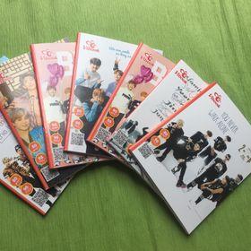 Tập BTS vở BTS - 96 trang VIBOOK giá sỉ