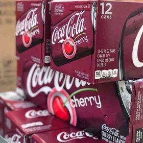 Coca Cola cherry Mỹ giá sỉ