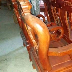 Bộ bàn ghế gỗ Nhãn 5-7-9 món các kích cỡ