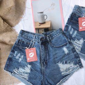 Quần Short Jean nữ size đại chuyên sỉ jean 2KJean giá sỉ
