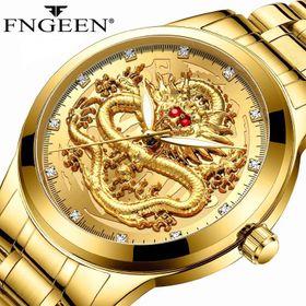 Đồng hồ sỉ rồng vàng giá sỉ