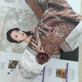 sữa rửa mặt lúa mạch 3wclinic Hàn Quốc giá sỉ