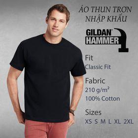 Áo thun Gildan Hammer 100 cotton giá sỉ