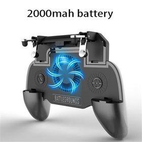 Tay cầm game Quạt kèm pin 2000mah - SR giá sỉ