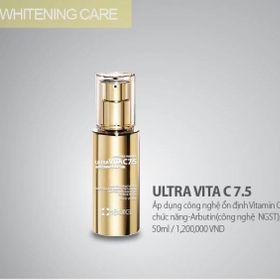 Tinh chất trắng da Ultra Vita C 75 whitening solution giá sỉ