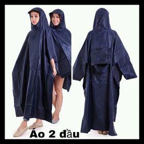 áo mưa 2 đầu giá sỉ