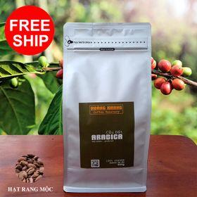 Cà phê nguyên chất Arabica – Hạt rang mộc - HOÀNG KHANG Coffee Roastery giá sỉ