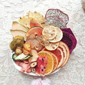 detox korea trái cây sấy giá sỉ